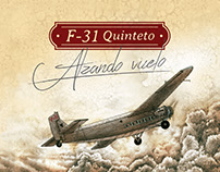 F 31 Quinteto / Cover Art