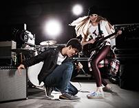Gösh FW 2015 Shoe Campaign