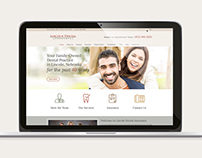 Lincoln Dental Associates Website