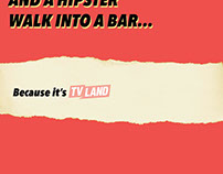 TV Land Print Ad