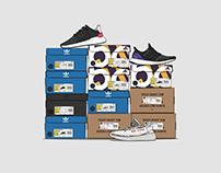 Sneaker Stacks