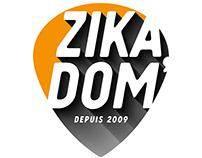 Zikadom'