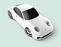 Porsche VS VW beetle