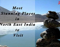 Most Stunning Places in North East India to Visit