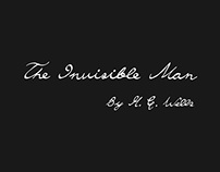 The Invisible Man (H. G. Wells) Book Cover
