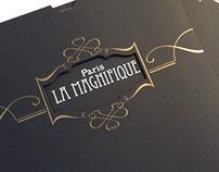 """""""Le Magnifique"""" Fin de Año. Hotel Sofitel, BsAs."""