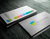 Business Card - Econtabilss