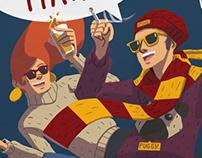 Afterwork EPSAA Poster