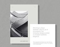 Arch Atelier - Branding