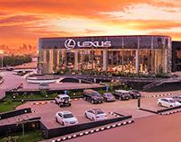Lexus Center | Riydah