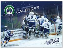 Broncos 17/18 Calendar & Schedules