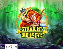 Straight Bullseye | Game Animation Pack