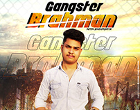 GANGSTER BRAHMAN - Publicity Design