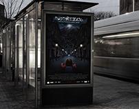 Diseño, retoque y postproducción, afiche de cine