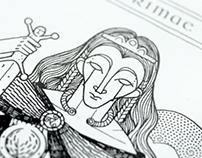 UR's Sunt Lacrimae Rerum album artwork.