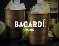 Grupo Bacardí / Digital Art Direction 2015.
