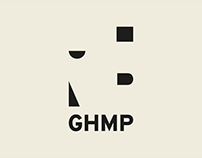 VISUAL IDENTITY FOR THE GALLERY - GHMP