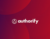 Authorify - Concept Branding