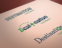 Destination Magazine Logo Design