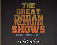The Great Indian Television Shows