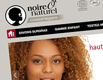 E-Shop noireÔnaturel