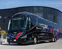 Estrella Roja Servicio Aeropuerto: Bus Design