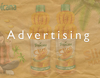 Advertising drink