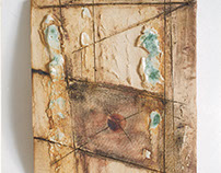 Wall ceramic panels