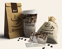 Grounded Coffee Identity