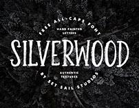 Silverwood - FREE FONT