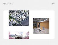 Time Architecture | UI Design