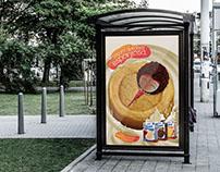 Tortas La lechera de Nestlé
