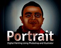 Vixel Portrait