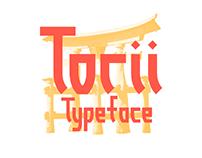 Torii Typeface