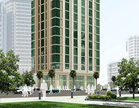 Residential-Tower-Tourist Club-Abu Dhabi-UAE