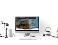 Distrito57- Web Design Proposition