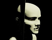 Vampire me   3D head model