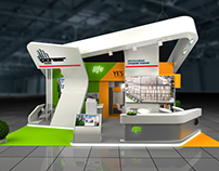Pioneer expo stand