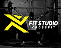 Fit Studio Identity Redesign
