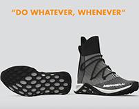 Versatile Lifestyle Shoe