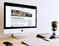 Web Design for The Daily Californian