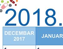 Farmavita calendar 2018
