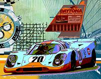 Porsche 917 DAYTONA