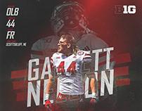Garrett Nelson - Nebraska