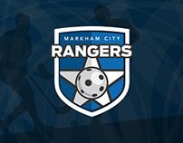 Markham City Rangers Branding