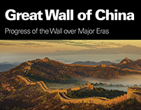Great Wall of China Map