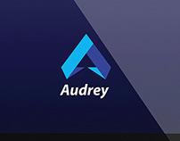Audrey logo