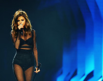 Selena Gomez - Dress to kill tour SOBER Mapping