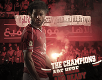 Simple Design for Al Ahly