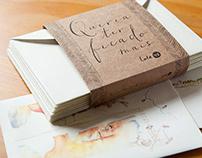 QUERIA TER FICADO MAIS - book